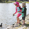 In December in Perth you need sun protection from around 8.10am to 4.30pm