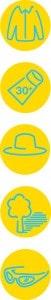 SunSmart icons