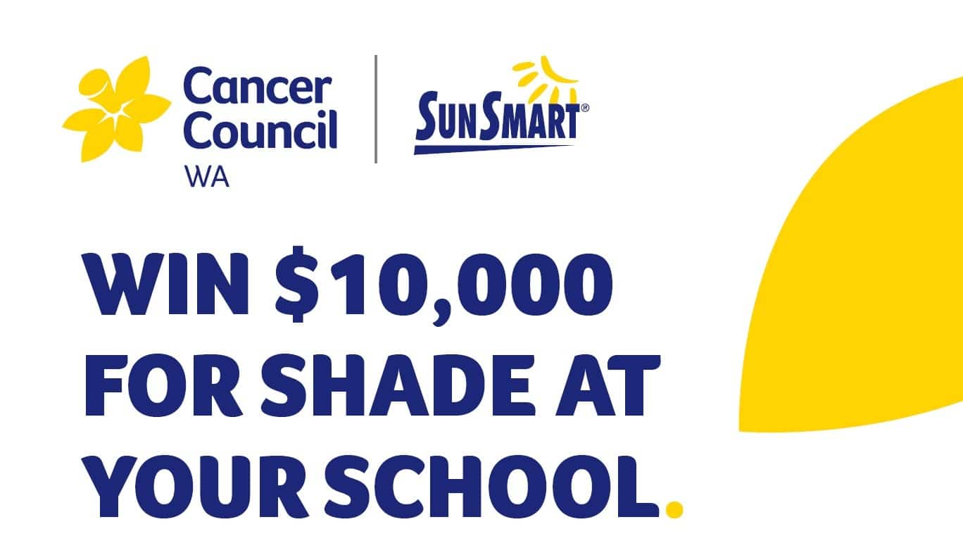 Win $10,000 for shade at your school